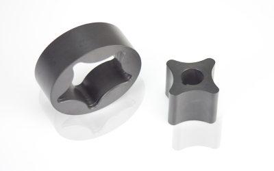 PEEK, il polimero termoplastico che sostituisce il metallo