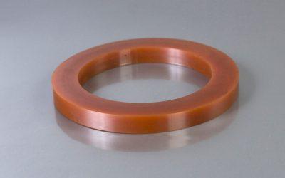 Semilavorati in Vulkollan® – poliuretano