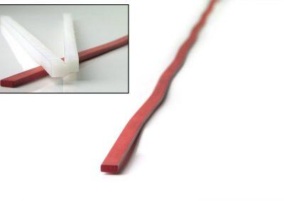Listelli battilama in PVC