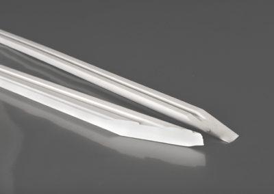 Guide tunnel termo retrazione in PTFE + Fibra Vetro